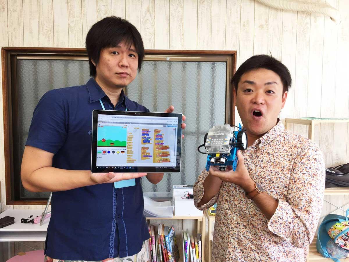 【RBCiラジオ】小学生向けプログラミング教室として紹介して頂きました!
