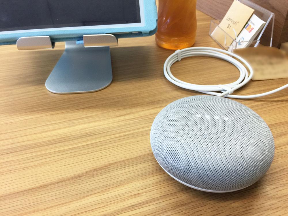 【沖縄 プログラミング教室】GoogleHomeを使ってみよう!