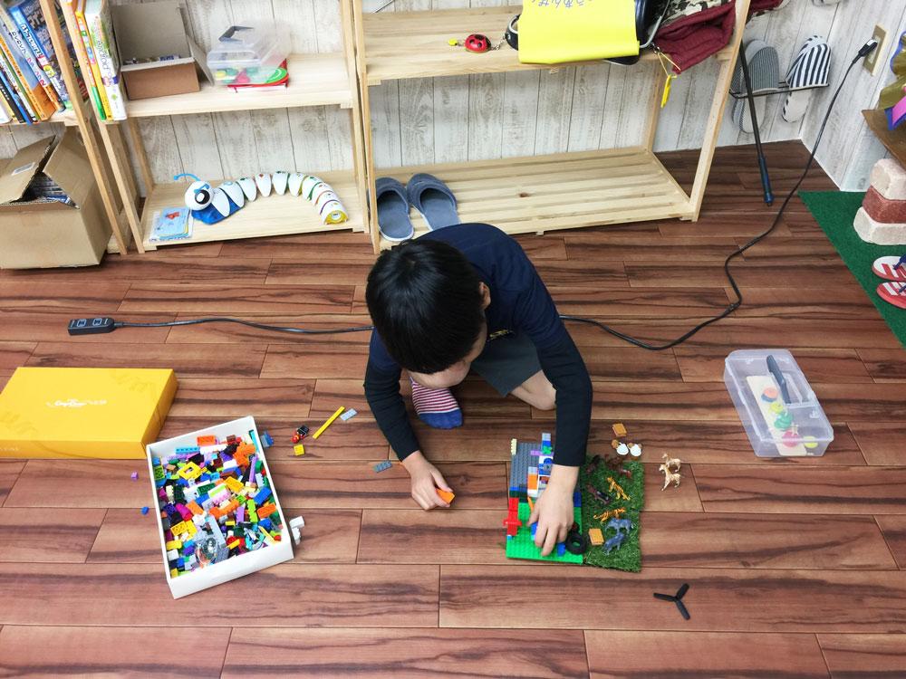 【沖縄プログラミング教室】授業の合間に生まれる創造物