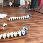 【幼児向け知育玩具】コード・A・ピラーの楽しさ