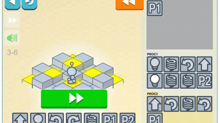 light bot で感じる子供たちのプログラミング学習の理解度