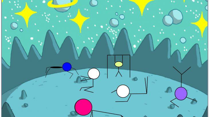 個性あふれるプログラミング!Scratchでパラパラ漫画を作ってみよう!