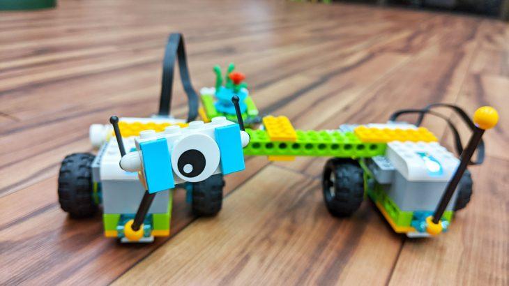 やっぱり楽しい!LEGO Education(レゴエデュケーション)Wedo2.0でのプログラミング学習